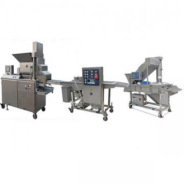 Automatic Fast Food Box Making Machine for Hamburger Box
