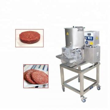 Steel Personalized Robot Burger Press Maker Patties Making Machine