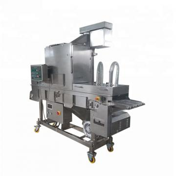 Automatic Hamburger Box Pizza Box Making Machine / PS Foam Fast Food Box Forming Machine
