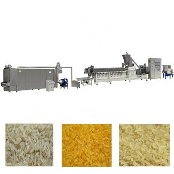 Fully Automatic Artificial Rice Making Process Machine
