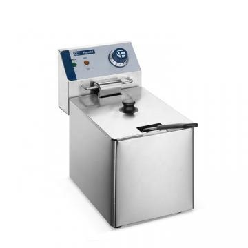 Commercial Electric Stainless Steel Freestanding Chicken Fryer