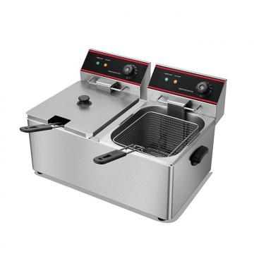Commercial Stainless Steel Electric Deep Fryer Chips Fryer