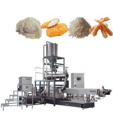 Fully Automatic High Capacity Panko Bread Crumbs Machinery with Factory Prices