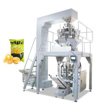 Fully Automatic Multihead Weigher Canning Weighing Food Packaging Machine