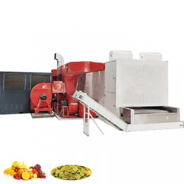 Dw Series Conveyor Mesh Belt Dryer /Drier/ Drying Machine for Ginger /Flower /Leaf