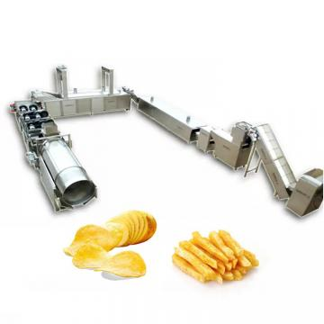 Peanut/Coffee Beans/Rice/Tea/Candy/Potato Chips/Snacks/Food Automatic Vffs Vertical Packing Packaging Machine