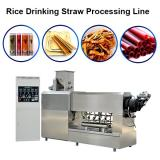 Pasta Straw Machines Making Rice Drinking Straw Machine
